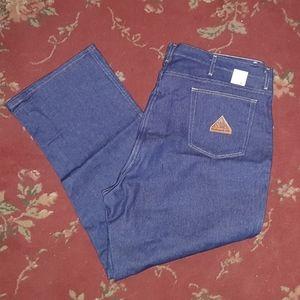 NWT Fire retardant jeans